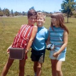 Beth, Thom & Me Summer 1972