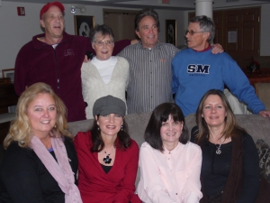 Some of my family who have always been there -- and always will be.