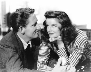 Spencer Tracy, Katharine Hepburn