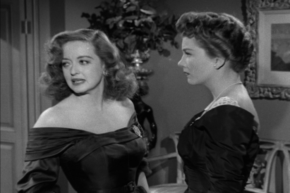 Bette Davis, Anne Baxter All About Eve