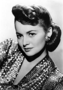 Olivia  de Havilland 1945