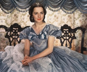 Olivia de Havilland as Melanie