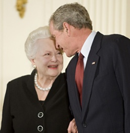 Olivia de Havilland, National Medal of the Arts 2008