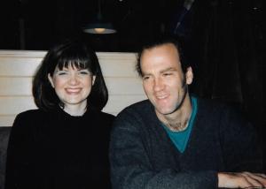 me & Thom 1994