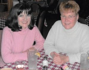 Me & Mom Jan 2004 cropped