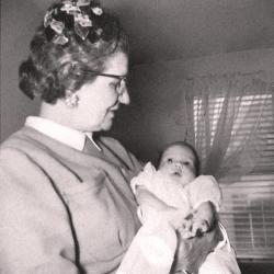 me & Grandma