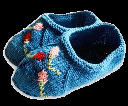 Kim's Slippers CF blue