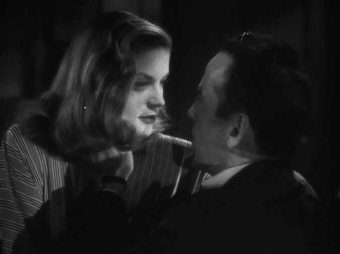 Lauren Bacall, Humphrey Bogart in To Have and Have Not