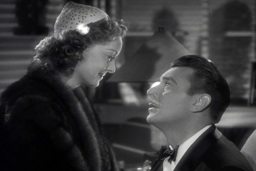 Bette Davis, George Brent in Dark Victory