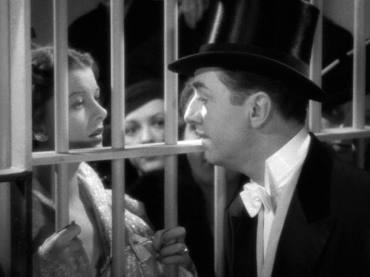 Myrna Loy, William Powell in After the Thin Man