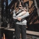 Me and Petunia c 1973